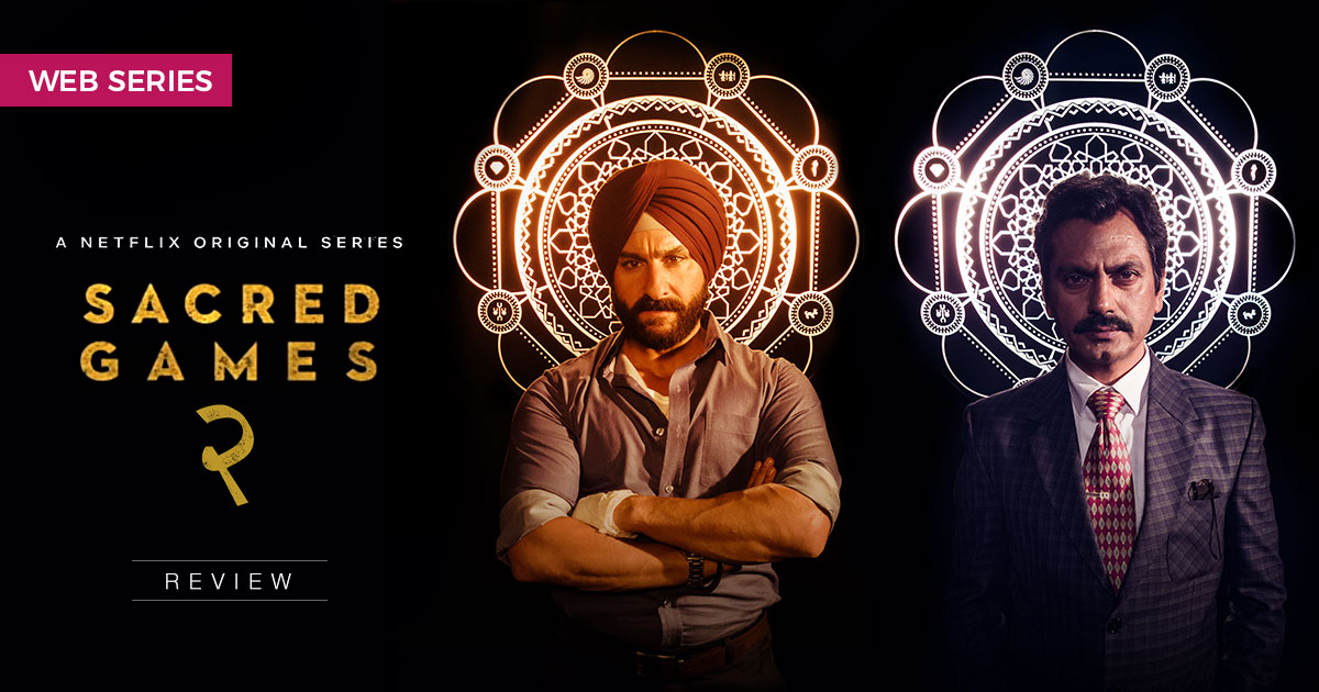Sacred Games plunges deeper into the darkness of faith as Sartaj's race against time to save Mumbai resumes in Season 2.