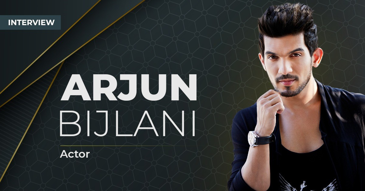 Arjun Bijlani: It's important to learn how to be content with what you have and work hard to achieve your goals