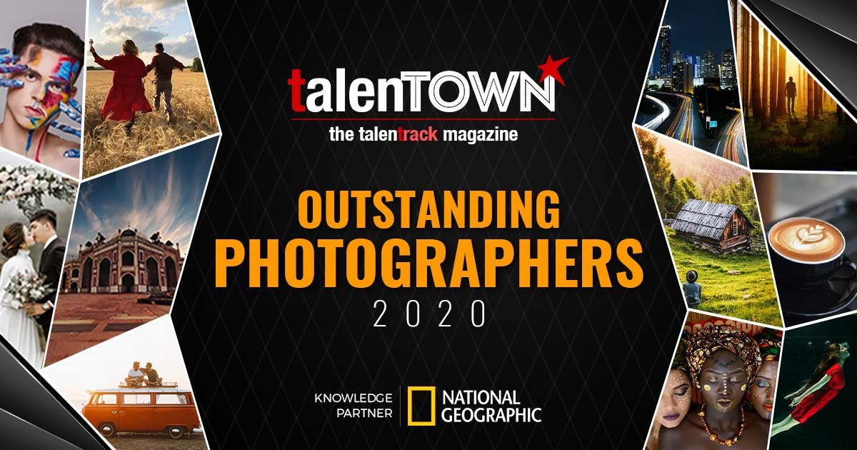 Talentown's Outstanding Photographers 2020 List