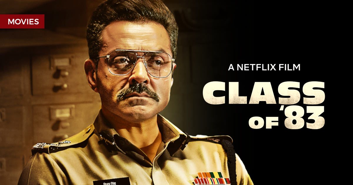 Class is in order: Bobby Deol headlines Netflix Original Class of '83