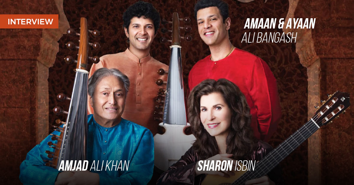 Strings for Peace: Amaan & Ayaan Ali Bangash