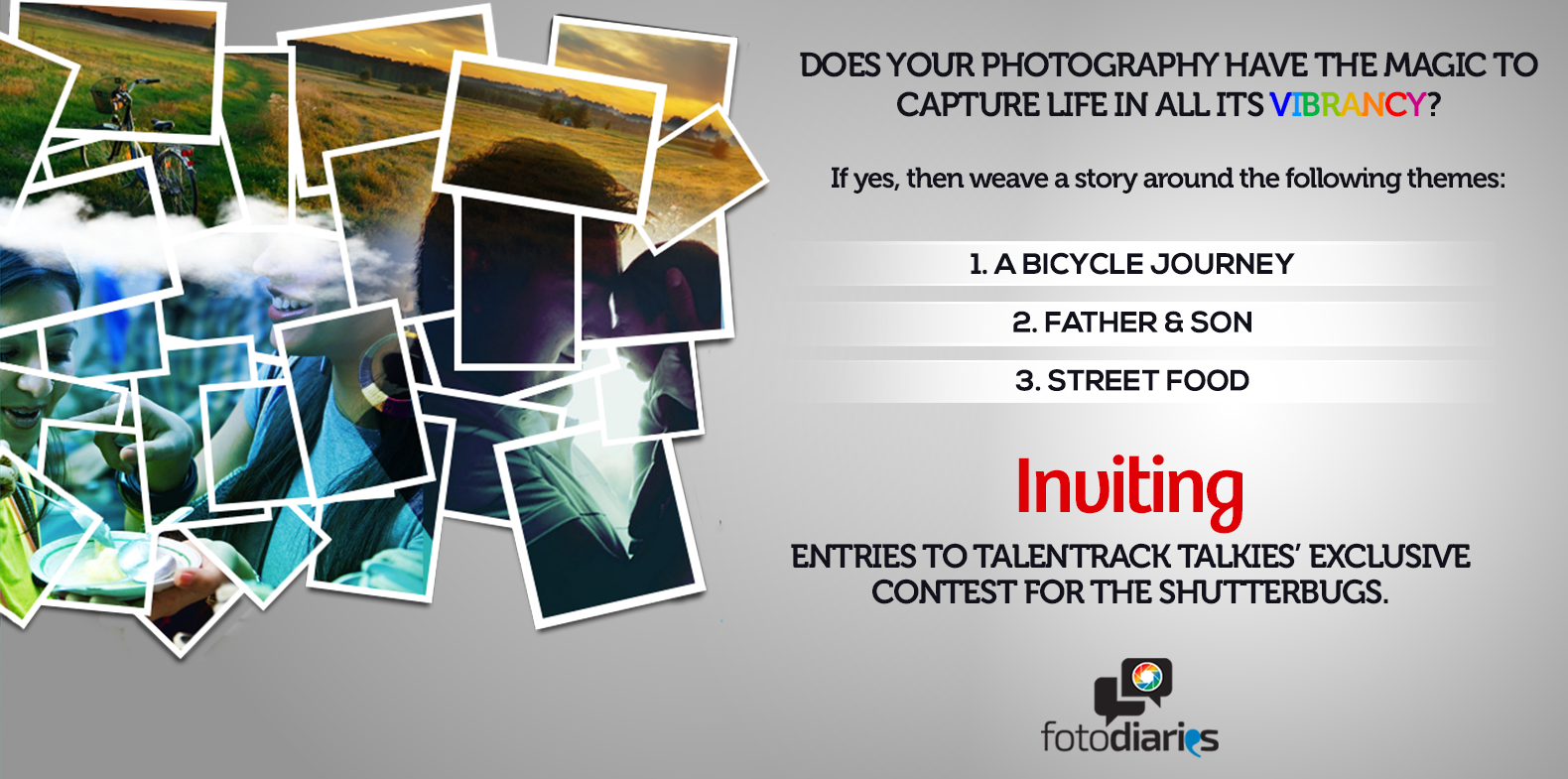 FotoDiaries contest